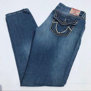 "True Religion ""Joey"" skinny jeans"